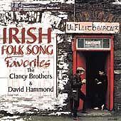 Hammond, David : Irish Folk Song Favorites CD