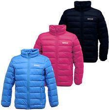Regatta junior Iceway kids down filled veste filles & garçons multi couleurs