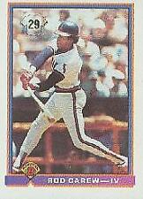 1991 Bowman Baseball #s 1-240 +Rookies - You Pick - Buy 10+ cards FREE SHIP