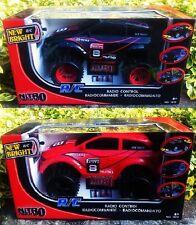 New Bright RC 1:16 - Chevy Silverado Monster Truck - Neu & OVP