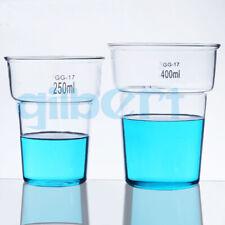 250ml/400ml Dye Pot Beaker Chemistry Lab Borosilicate Glass Beaker