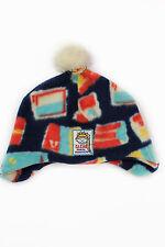 Cappello da bambino blu Cacao berretto mini invernale copricapo casual moda