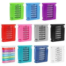 Tablettenbox f. 7 Tage Pillendose Pillenbox Medikamentenbox Medikamentendosierer