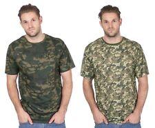 Mens Camo T-Shirt / Tshirt / Tee / Camouflage Top