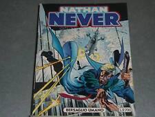 § NATHAN NEVER N.52 - BERSAGLIO UMANO