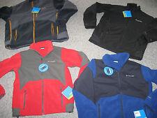 COLUMBIA Men's Ballistic II or III Fleece Jacket,Many Colors&Sizes,Polystr,Nylon