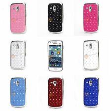 Bling Diamond Schutzhülle für Samsung Galaxy S Duos S7562 Etui