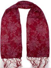 Ladies Donna Ragazza Scintillante Luccicante Lavorato a Maglia Inverno Grigio Caldo Sciarpa INFINITY basso di lenza