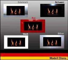 Gel y Etanol Chimenea Fireplace Cheminee Camino modelo Diana - Elige el color