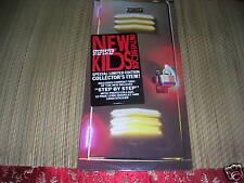 New Kids On The Block - Step by Step CD OOP Ltd. Locker