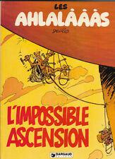 DERIB. Ahlalaaas. L'Impossible Ascension. 1977