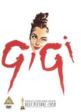 Gigi Dvd Leslie Caron Brand New & Factory Sealed