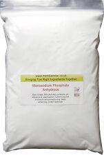 Monosodium Phosphate Food Grade 100g-12Kg Teeth Enamel