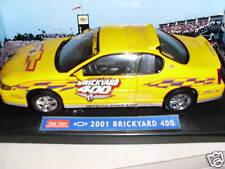 SUN STAR 1:18 BRICKYARD 400 PACE CAR MONTE CARLO 2001 1990