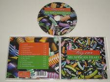 TONY COX/MY AFRICAN HEART(ROUGH TRADE 319.1488.2) CD ALBUM