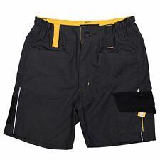 ROADSIGN Kinder Shorts Anthrazit, Gelb