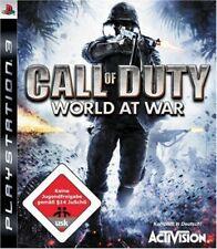 PS3 / Sony Playstation 3 Spiel - Call of Duty: World at War (DEUTSCH) (mit OVP)
