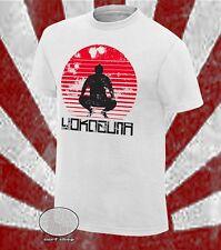 NEW WWF Yokozuna White Sun Legends WWE T-Shirt