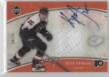 2005-06 Upper Deck Ice AFF-KP Keith Primeau Philadelphia Flyers Auto Hockey Card