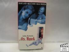 Mrs. Munck VHS 1996 Diane Ladd Bruce Dern Kelly Preston