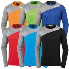 Kempa Core 2.0 Langarmshirt Pullover Sweatshirt Longsleeve Sportpullover Herren
