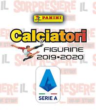 CALCIATORI PANINI 2019-2020 - FIGURINE A SCELTA (SERIE A) DALLA 300 ALLA 584