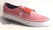 DC Women's Trase TX SE Skate  Shoe, Pink/Raspberry, Sizes  8 & 9.5 M US