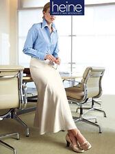 NEU: ROSA ! BUSINESS STRETCH BLUSE EASY-CARE DOPPELKRAGEN GR. 36 HEINE *098568