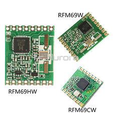 RFM69HW RFM69CW RFM69W 443Mhz 868Mhz 915Mhz Wireless Transceiver Rfm12b