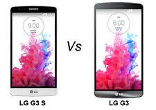 LG G3 series Unlocked Sim-Free GRADED