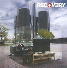 FREE US SH (int'l sh=$0-$3) NEW CD Eminem: Recovery Clean