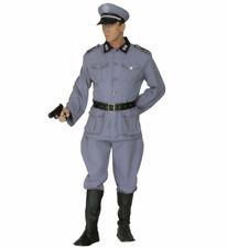 Costume Carnevale Uomo Soldato Tedesco Travestimento Guerra Mondiale PS 19895