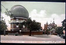 Uk ~ London ~ 1906 Greenwich Royal Observatory