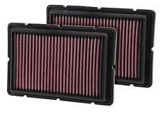 K&N Filters 33-2494 Air Filter Fits 99-05 Ferrari 360 Ferrari F430 2 Required
