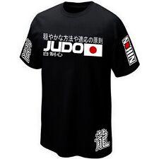 JUDO JAPAN NIPPON MARTIAL ART T-SHIRT Silkscreen