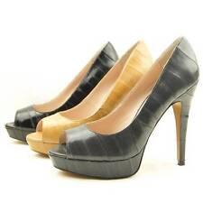 """pour la victoire """"angelie"""" ANGUILA Plataforma Peep Toe Zapatillas, mujer Zapatos"""