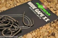 Korda Wide Gape XX Hooks Barbed / All Sizes / Carp Fishing