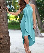 Vestito Copricostume Mare Donna Tipo Pareo Woman Dress Beach Cover Ups 110252 P