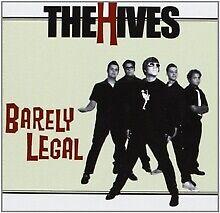 The Hives: Barely Legal (LP vinyl)