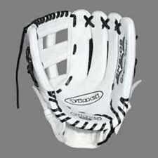 Vinci Pro Mesh Series BMB-OB White with Black Mesh Baseball Glove 13 inch