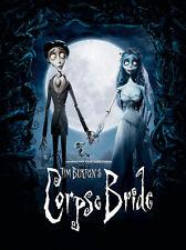 189518 Corpse Bride Movie Depp Carter Watson Wall Print Poster CA
