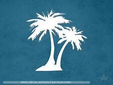Palm Tree Decal | Hawaiian decal | Beach decor | Vinyl Sticker & Wall Decals