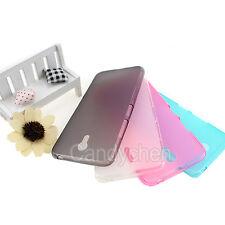 Morbido Silicone Gel TPU BACK CASE COVER SKIN GUSCIO + PELLICOLA LCD Per Lenovo Zuk Z1