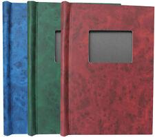 A4 Binder - Springback Folder / Album - Window Front Cover