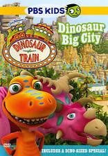 DINOSAUR TRAIN: DINOSAUR BIG CITY (NEW DVD)