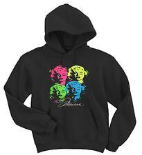 Marilyn Monroe Neon design marylin design shirt Hoodie Hooded sweater Sweatshirt
