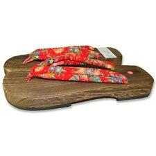 Japanese Women Geta Kimono Sandal US 7.5 Euro 39 #210R