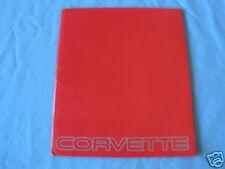 1983 Chevrolet Corvette sales catalog