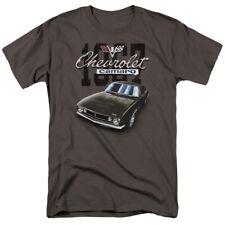 Chevrolet Classic Camaro Version 3 Licensed Adult T Shirt