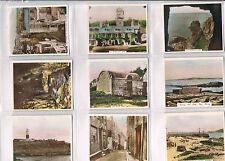 INDIVIDUAL BAT GUERNSEY, ALDERNEY & SARK PAST & PRESENT 2ND SERIES 1938 EX COND